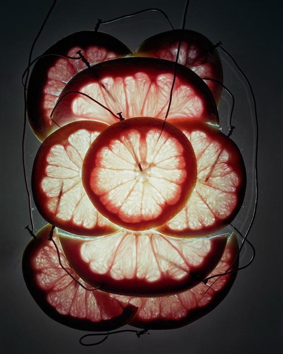Батарея из грейпфрута и помело. Научный эксперимент Калеба Чарленда