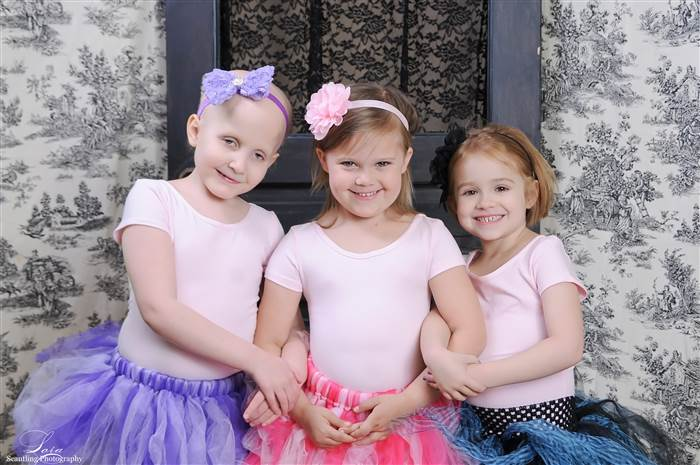 Три девочки, победившие рак