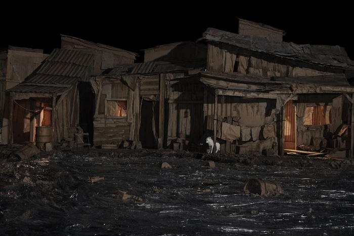 В фотопроекте Энди Рудака улицы Бомбея выглядят очень реалистично