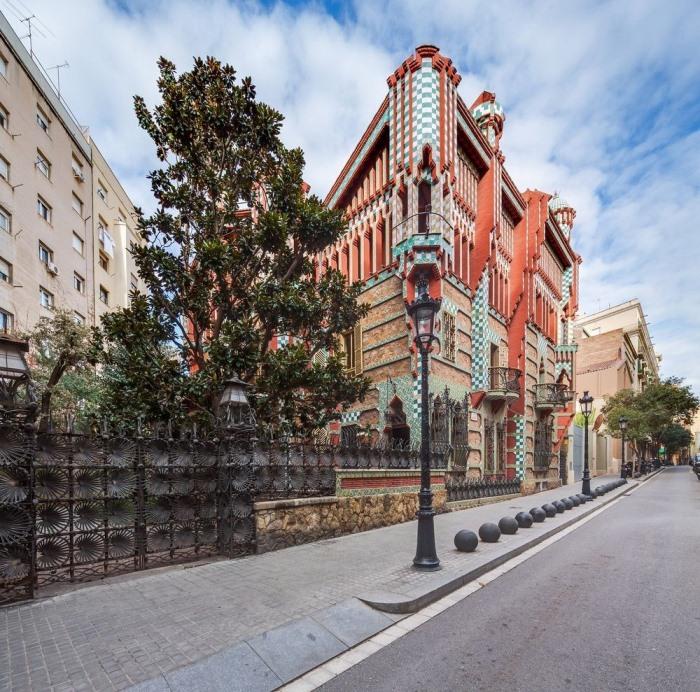 Дом Висенс стал музеем и открыт для туристов.