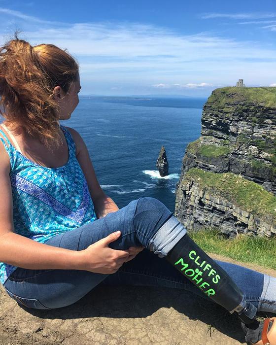 Скалы Мохер в Ирландии.