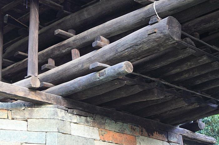 Мост Чэнъян построен без единого гвоздя