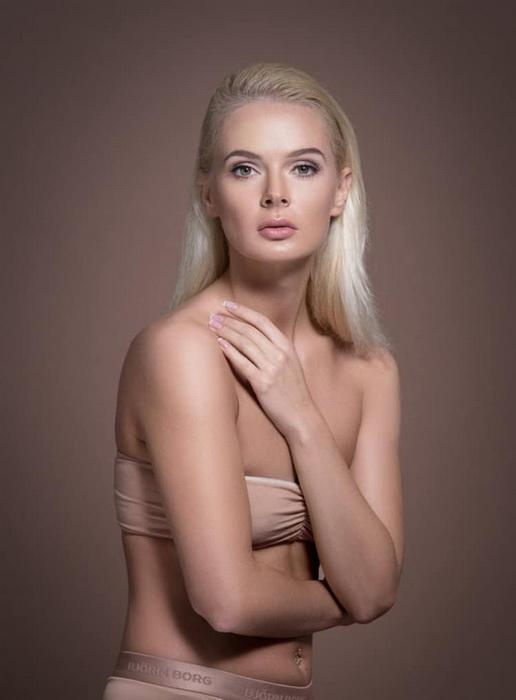 *Оттенки кожи* - фотопроект Честерфилда Гектора.