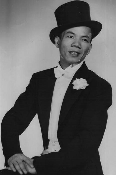 Танцор Stanley Toy, прославившийся как Фред Астер