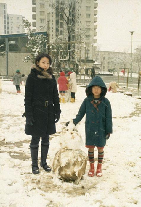 1980 и 2009, Нагаяма, Япония