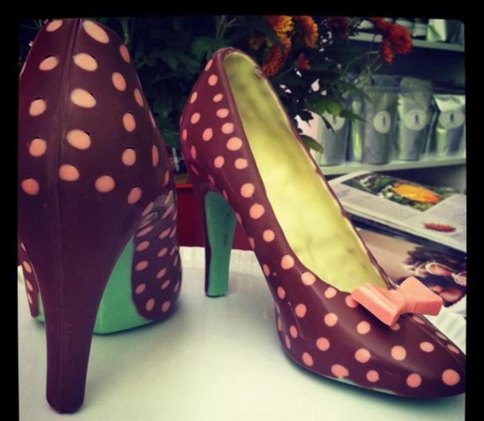 Туфли от Andrea Pedrazza - шоколадная копия французского бренда Christian Louboutin