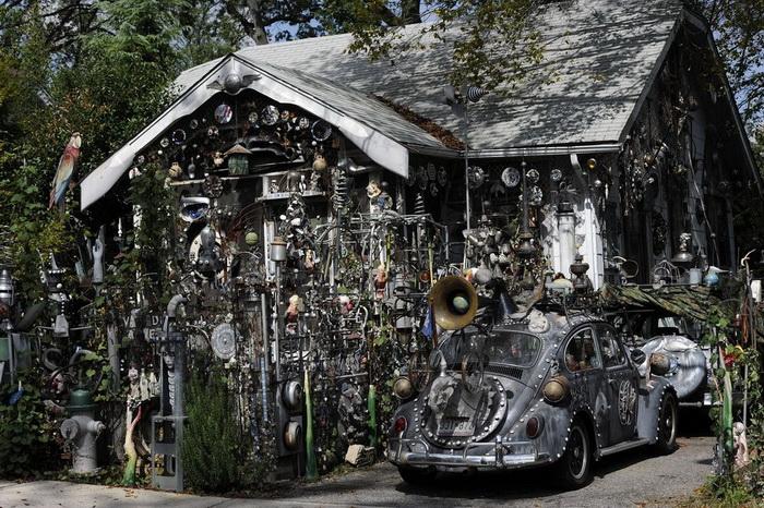 Причудливый дом Кларка Бедфорда