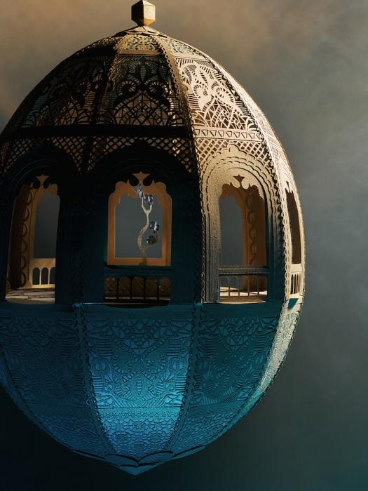 Облачный город: арт-проект студии Makerie Studio