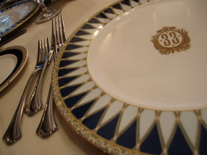Посуда с логотипом клуба