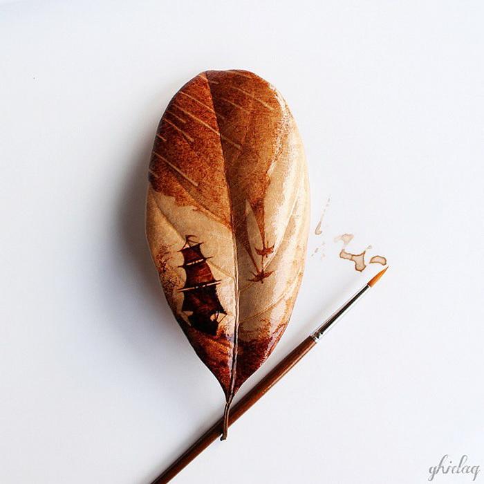 Кофейные миниатюры от Гиды аль-Назара (Ghidaq al-Nizar)