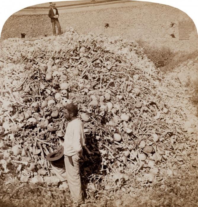 Кладбище Колон, Гавана, Куба. Ок. 1899 г.