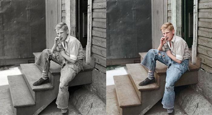 Парень в Балтиморе (июль, 1938)