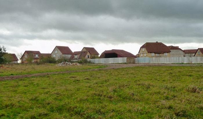 Деревня Коупхилл Даун (Copehill Down) - британская военная база