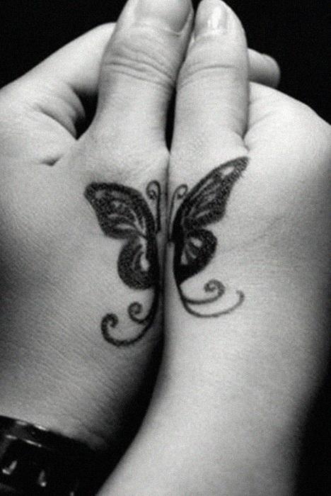 Любовь прекрасная, словно взмах крыла бабочки