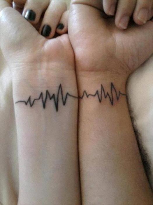 Когда сердце бьется в одном ритме