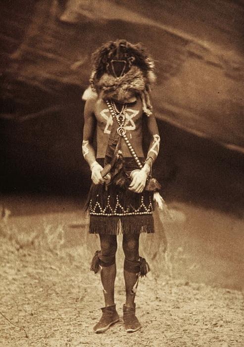 Индейцы - коренные жители Америки. Фотографии Эдварда Шериффа Кертиса