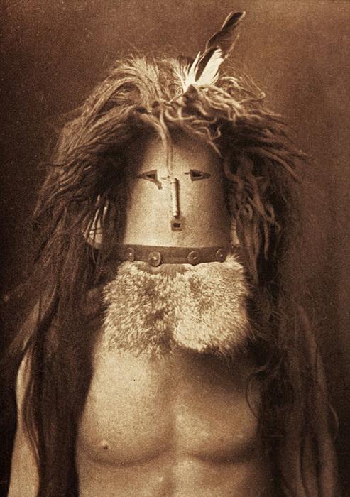 Воплощение женского божества