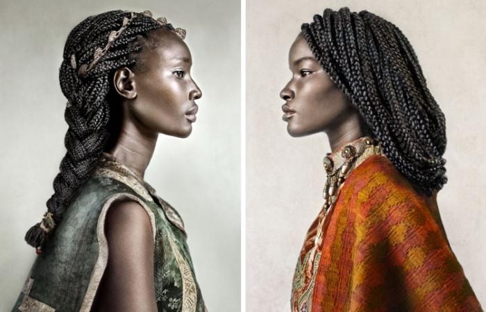 Фотоцикл *Диаспора*: портреты африканских мигрантов, переехавших жить в Европу.