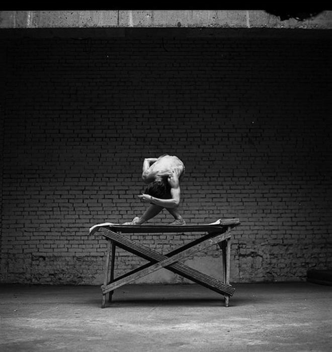 Фотографии артистов балета от Дарьян Волковой