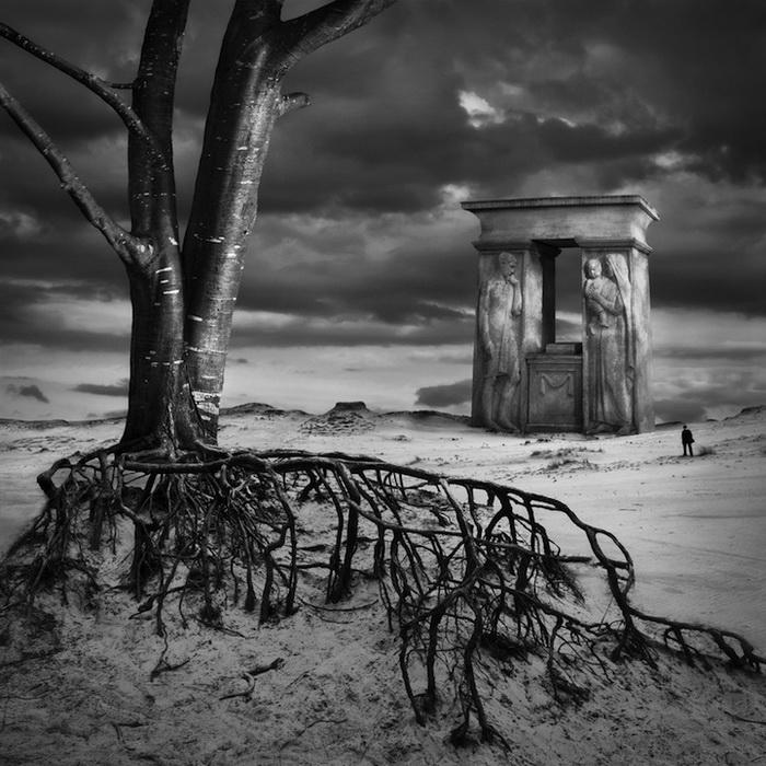 Сюрреалистические фотографии Дариуша Климчака (Dariusz Klimczak)