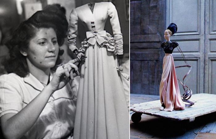 Театр Мод: Куклы вместо моделей в послевоенной Франции.