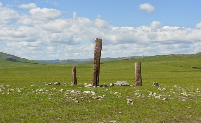 Возраст оленных камней более 3000 лет