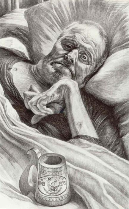 Рядовой войны. Автор: Геннадий Добров. Омск, 1975 г.