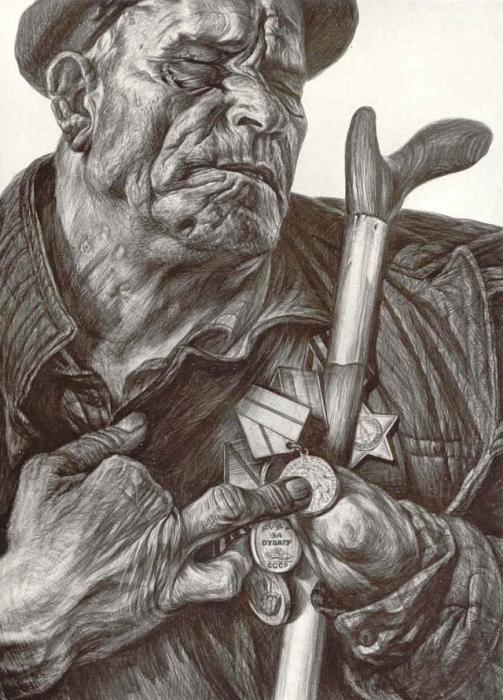 Рассказ о медалях. Там был ад. Автор: Геннадий Добров. Бахчисарай. 1975 г.