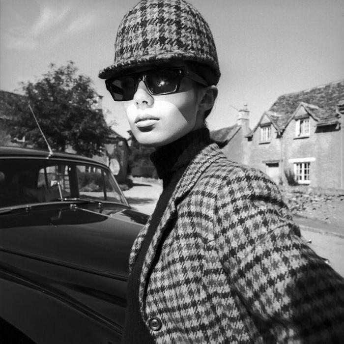 Фотографии Теренса Донована, сделанные на улицах Лондона