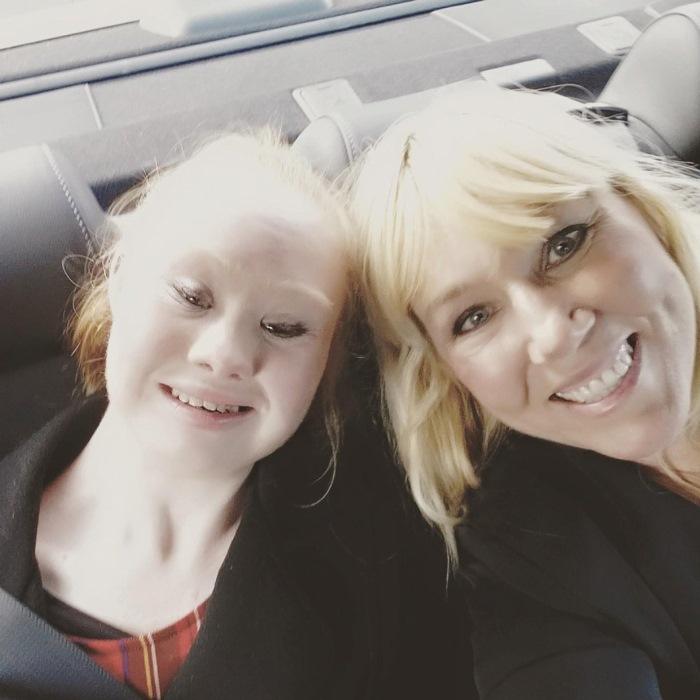 Лучшая поддержка Мэдди - ее мама