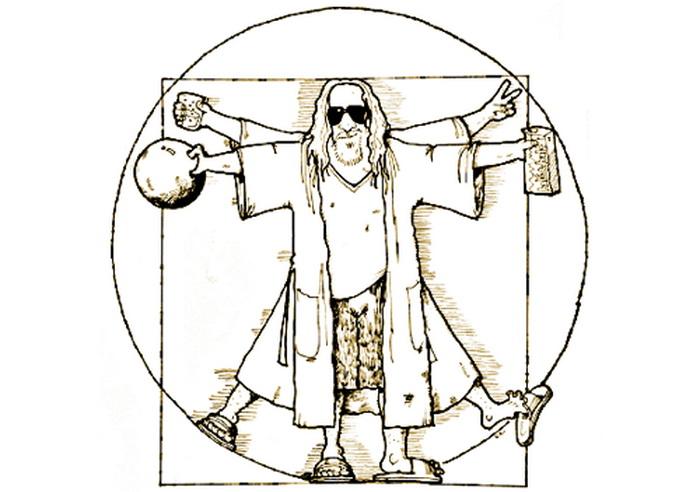 Дудаизм - новая религия, основанная на *Большом Лебовски*