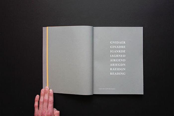 Как видят тексты люди, страдающие дислексией: проект дизайнера Сэма Барклая