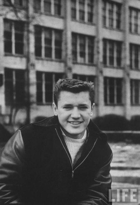 Американский школьник Стивен Лапекас.