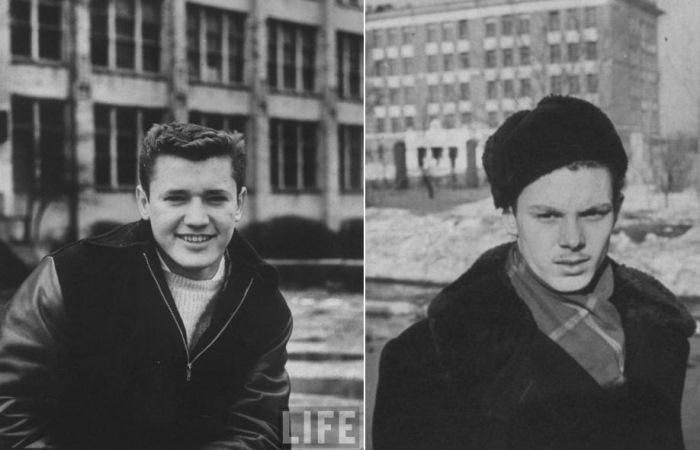 Образование в СССР и США. Американский эксперимент 1958 года.