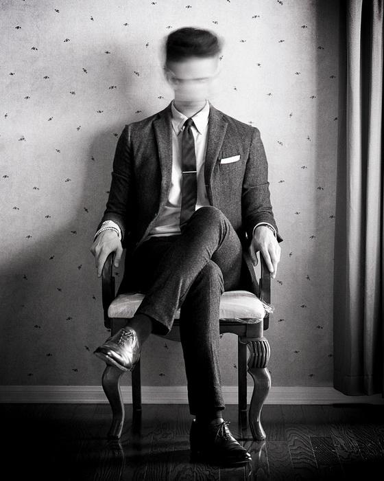 Депрессивное творчество Эдварда Хонакера (Edward Honaker)