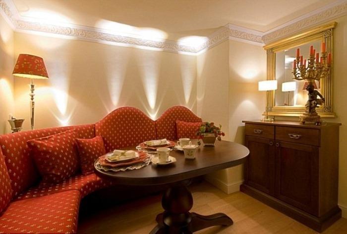 Ночь в отеле Eh'haeusl сулит молодоженам долгую и счастливую супружескую жизнь