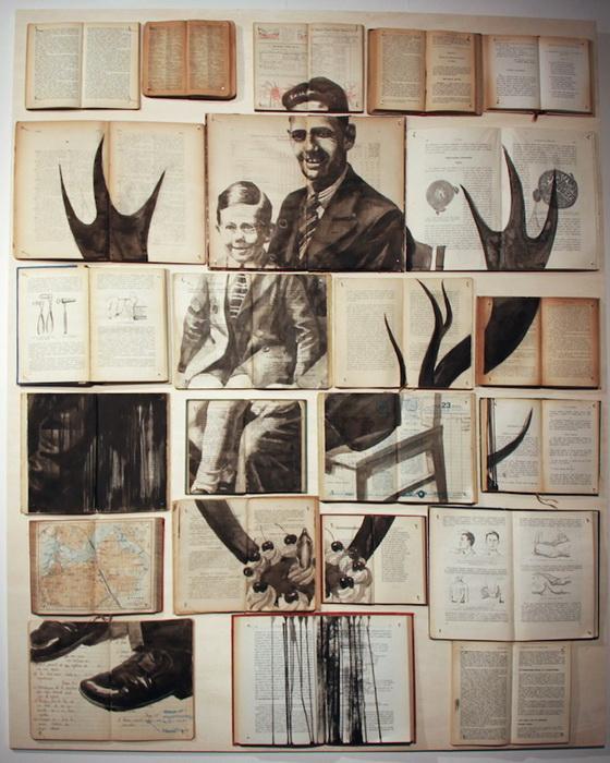 Картины Екатерины Паникановой напоминают зашифрованное послание