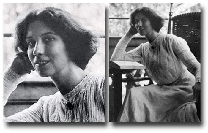 Портрет Элизабет Арден. 1910 год