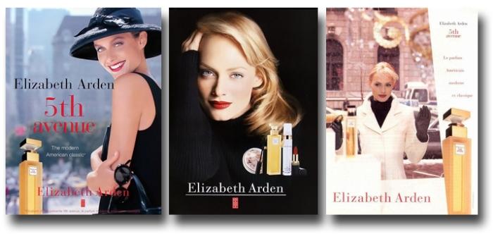 Современная линия косметики Elizabeth Arden