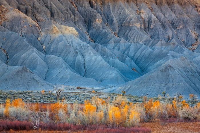 Осеннее очарование пустыни Юта. Серия живописных пейзажей от Emmanuel Coupe