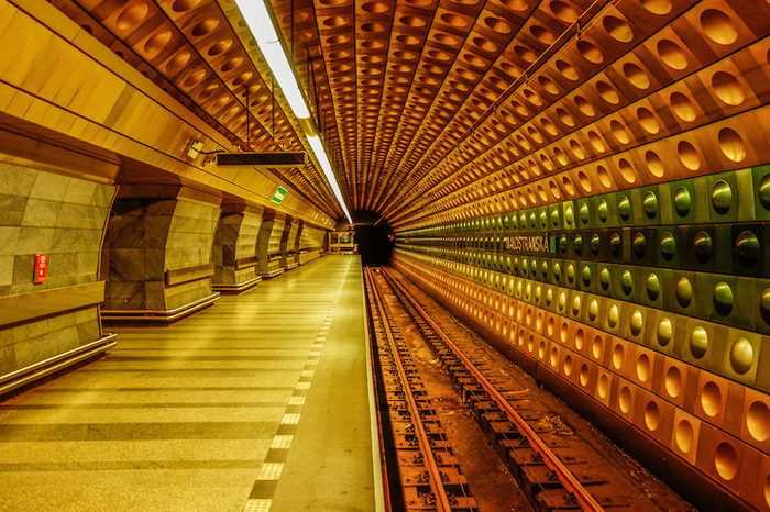 Фотографии метро от Enig Hui