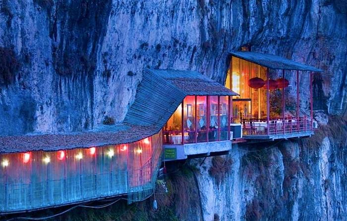 Ресторан Fangweng в Китае