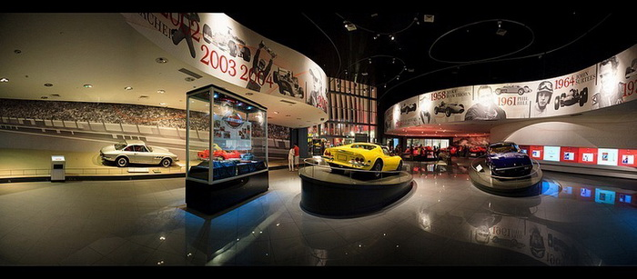 Тематический парк *Мир Ferrari* - рай для автолюбителей