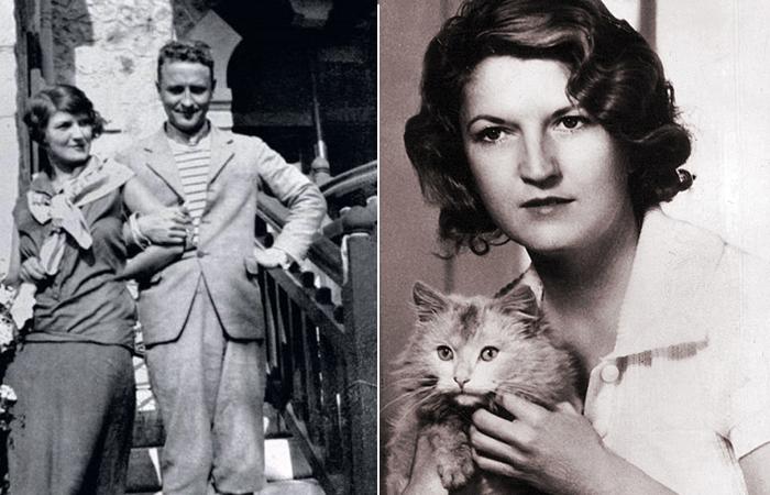 Зельда Фицджеральд - танцовщица, художница и писательница.
