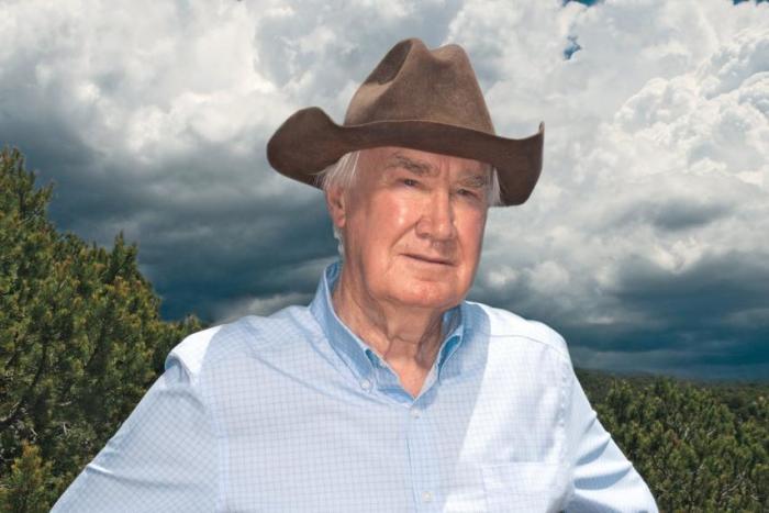 Форрест Фенн спрятал сокровища в Скалистых горах в 2010 году.