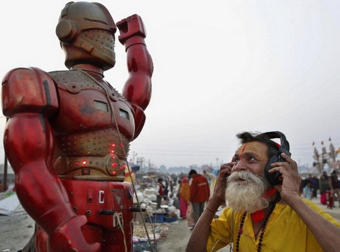 Роботы, предсказывающие судьбу