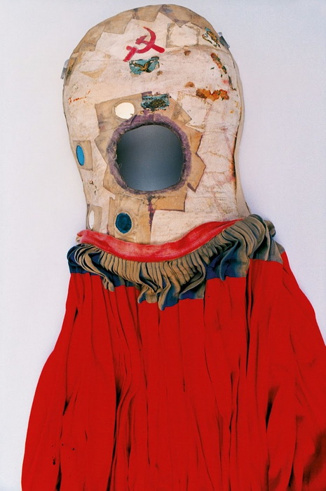 *Скафандр*, который Фрида Кало носила три месяца после аварии.
