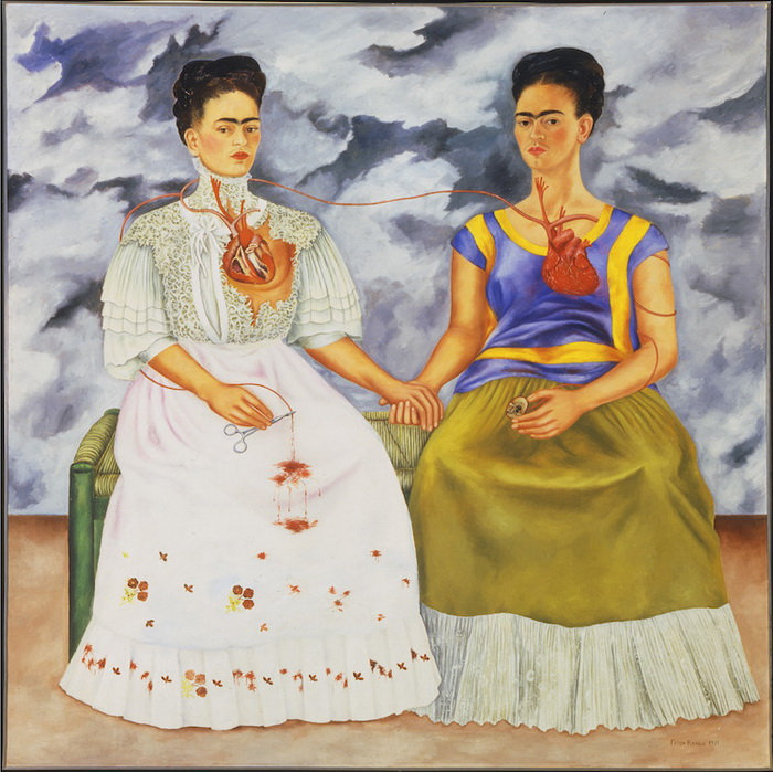 Две Фриды, 1939 год.