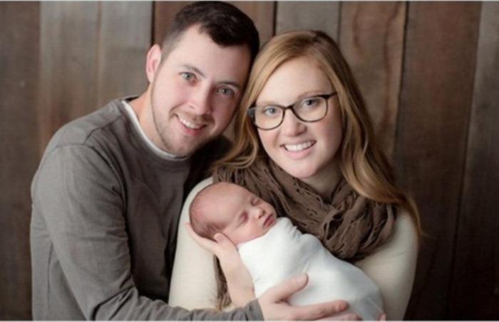 В американской семье родился ребенок, зачатый 24 года назад.