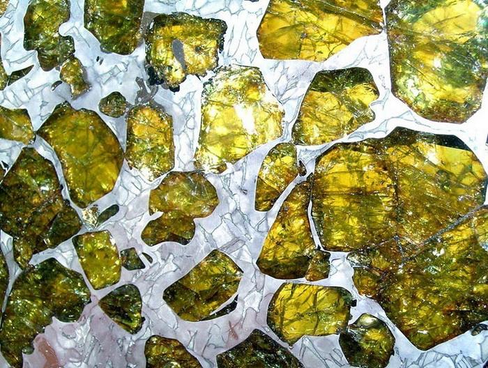 Метеорит Fukang - одна из величайших находок века
